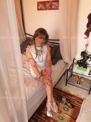 May-line lovesita escorte girl femme libertine